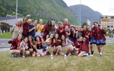 Il Bellinzona conquista due titoli nazionali giovanili